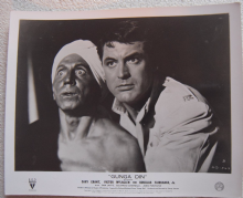 Gunga Din, Original Movie Still, Great close-up of Cary Grant '39